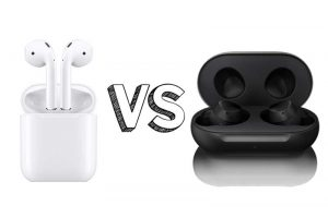 Samsung Galaxy Buds vs Apple AirPods