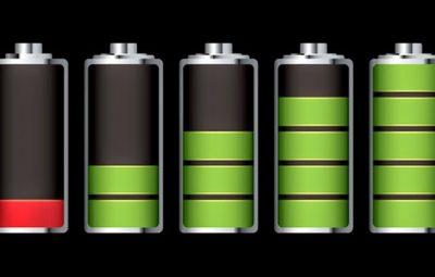 батерия на смартфони