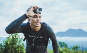 екшън камера от серията GoPro